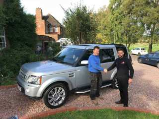 Land Rover Discovery HSE